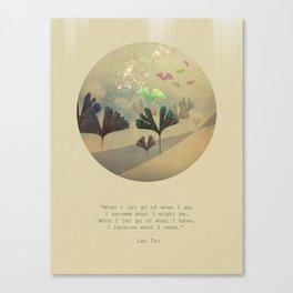 phoenix-like Canvas Print