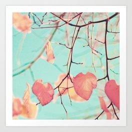 COld heartbeats Art Print