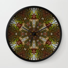 Uni Kaya Wall Clock