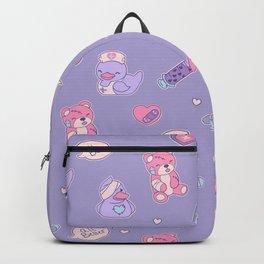 Nurse Ducks - Menhera Design Backpack