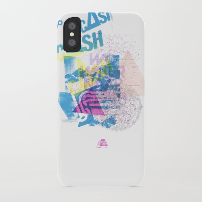 Cash Silk 001 iPhone Case