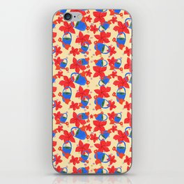 Buckets and spades iPhone Skin