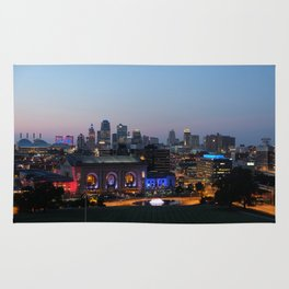 Kansas City Night Rug