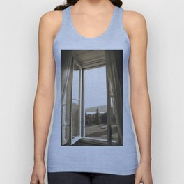 Another window in Tuscany Unisex Tank Top