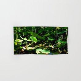 Lotus #1 Hand & Bath Towel