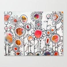 Keep Growing Canvas Print