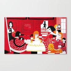 LAS KIKENINAS Canvas Print