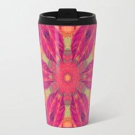 Mandala 34 Travel Mug
