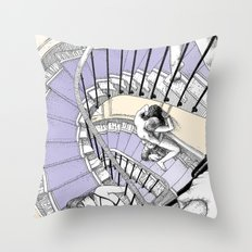 asc 692 - Book cover La Musardine Throw Pillow