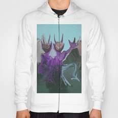 Postcards From The Edge Hoody