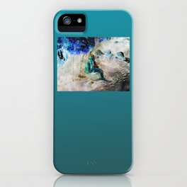 Mermaid: Front iPhone Case