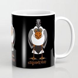 #SQUAWK-WARD Coffee Mug