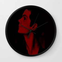 Demon Stiles Stilinki  Wall Clock