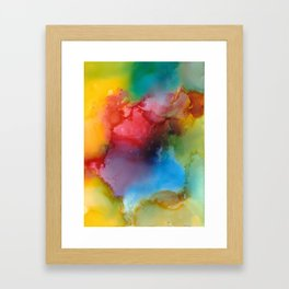 Langit Framed Art Print