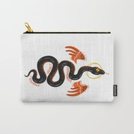 Good Omens- Saunter Vaguely Downwards Carry-All Pouch