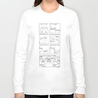 rubyetc Long Sleeve T-shirts featuring my favourite things by rubyetc