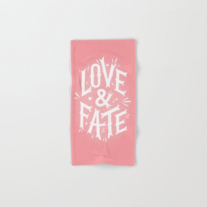 Love & Fate Hand & Bath Towel