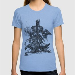 Lich, unded mage T-shirt