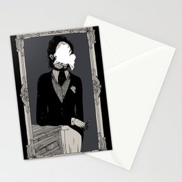 Picture of Dorian Gray - oscar wilde Stationery Cards
