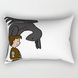 He's Your Dragon, Hiccup Rectangular Pillow