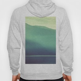 Summer at the Lake Turquoise Hoody