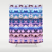 sia Shower Curtains featuring Zen. by Assiyam