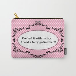 Fairy Godmother Carry-All Pouch