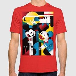 Mickey's Band T-shirt