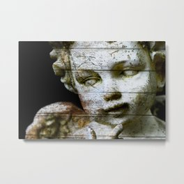 Visions from the Sky Metal Print