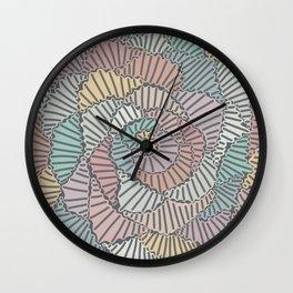 Soft tunes Wall Clock