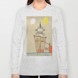 Heat of the Day Long Sleeve T-shirt