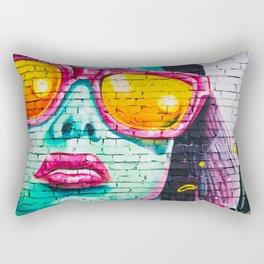 dun w/ ur shit Rectangular Pillow