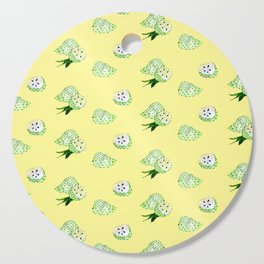 Soursop - Singapore Tropical Fruits Series Cutting Board
