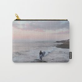 The Surfer Carry-All Pouch