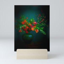 Aitne by David Randal Miller Mini Art Print