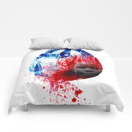 """Blood Diamond"" by Keith Moses Wardlaw A.K.A. kmoses215 Comforters"