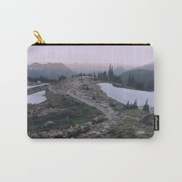Mount Rainier National Park Carry-All Pouch