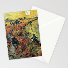 New Haven - Van Gogh Stationery Cards