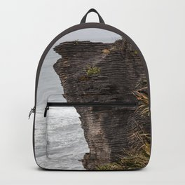 Pancake rocks New Zealand Backpack