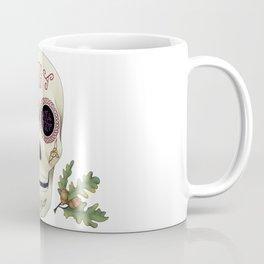 Knotwork Skull Coffee Mug