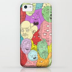 Faces of Math Slim Case iPhone 5c