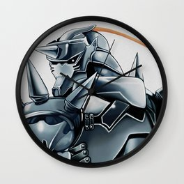 Alphonsee Elric Wall Clock
