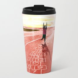 In forma con i numeri Travel Mug