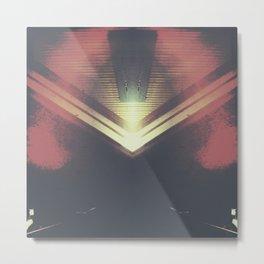 ABSTRACTNESS Metal Print