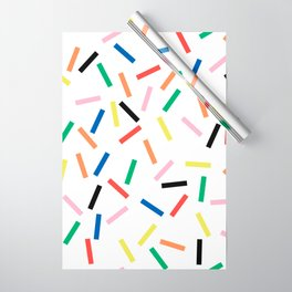 Sprinkles Fresh Wrapping Paper
