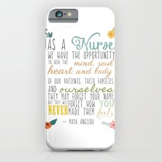 As a Nurse... iPhone 6 Slim Case