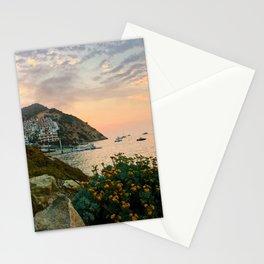 Hamilton Cove, Catalina Island Stationery Cards
