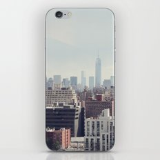 New York City Skyline I iPhone & iPod Skin