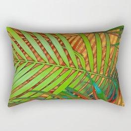 TROPICAL LEAVES POP-ART no2 Rectangular Pillow