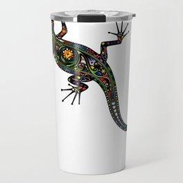 Lézard colors Travel Mug